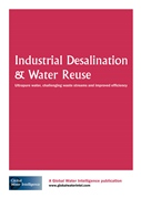 Industrial Desalination and Water Reuse: Ultrapure water, challenging waste streams and improved efficiency