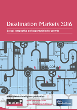 Desalination Markets 2016: Global perspective and opportunities for growth